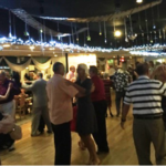A Saturday Night Dance at Star Ballroom – Fun with a Great Group of Friends!