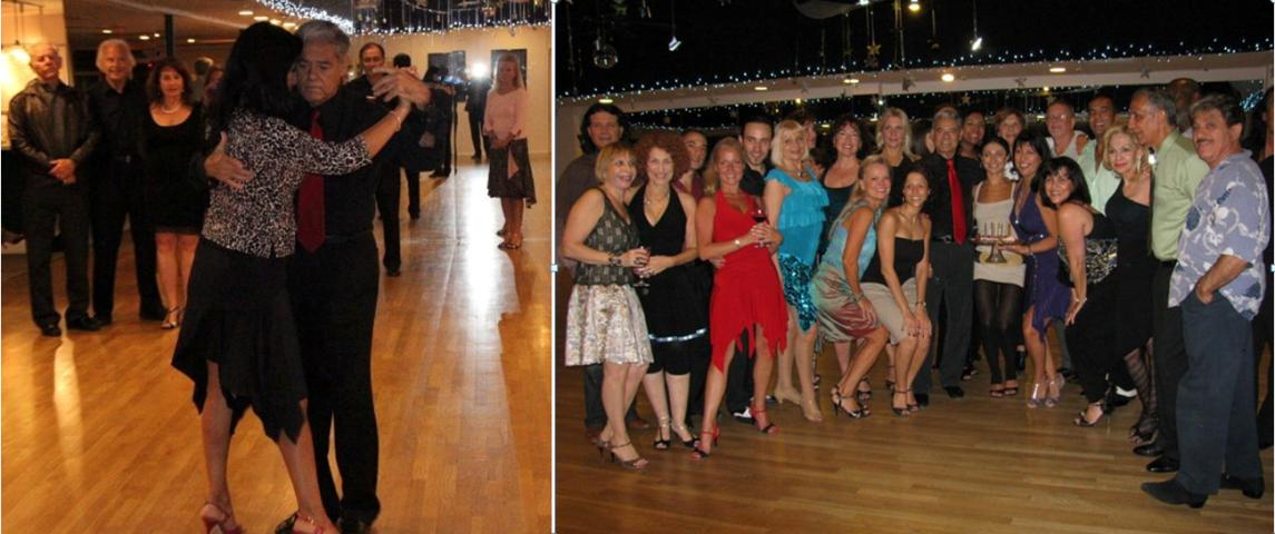Argentine Tango Milonga Party & Class - Every Friday Night at Star Ballroom!  Fun!!