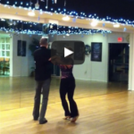 Lee Fox & Jody Dancer Teach Salsa at Star Ballroom