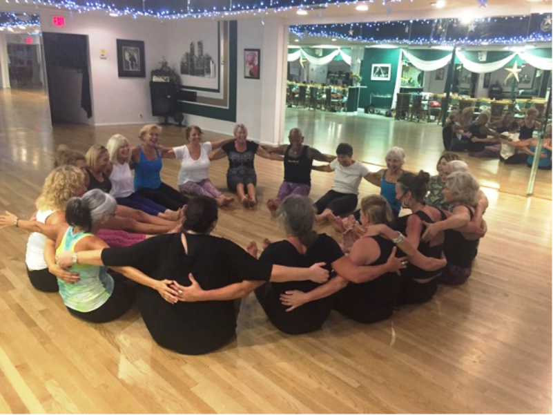 NIA Group Circle of Friends - NIA Class Every Tuesday, Thursday, and Saturday - 10:00 AM - with Jody Dancer