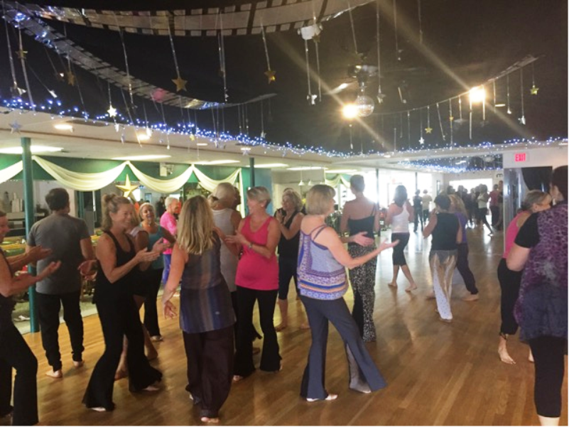 NIA Group Fun – Every Tuesday, Thursday, and Saturday – 10:00 AM – with Jody Dancer