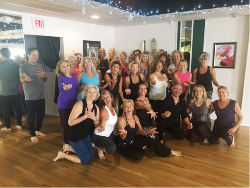 NIA Dance Fitness Group Class - Every Tuesday, Thursday, and Saturday - 10:00 AM - with Jody Dancer