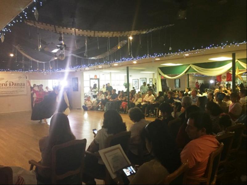 Peruvian Showcase at Star Ballroom – Peruvian Marinera Group Class Thursday Nights – 8:00 PM – with Maximo Rivera