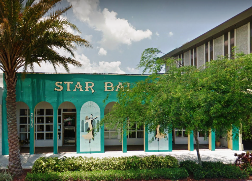 Star Ballroom, Inc., 2305-09 East Atlantic Blvd., Pompano Beach, FL 33062 | (954) 782-7760