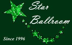 Star Ballroom Logo - Since 1996