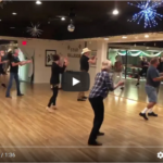 Socially Distanced Country, Latin & Pop Line Dance Classes with Lee Fox – at Star Ballroom Every Wednesday Evening!
