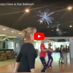 Socially Distanced Jazz Dance Classes with David Vilner – at Star Ballroom Every Saturday Morning!