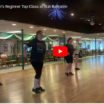 Socially Distanced Beginner Tap Dance Classes with David Vilner – at Star Ballroom Every Monday Evening!