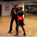 Jody Dancer & Brian Smith Performed a Fabulous Cha Cha at the Star Ballroom Fall Showcase 10-19-2019