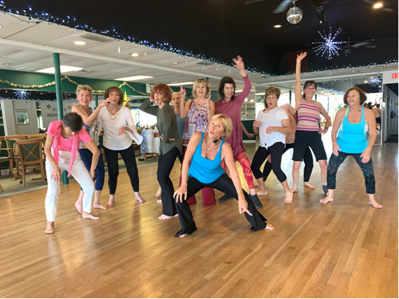 NIA Dance Fitness Classes with Jody - in Studio or by Zoom